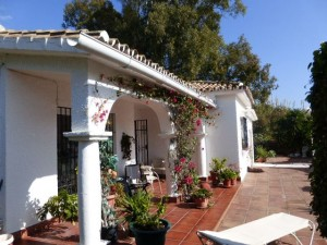 3 Bed detatched villa in El Saladillo