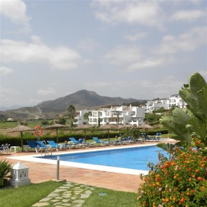 Atico de 2 dormitorios en Los Arqueros Golf & Country Club, Benahavis